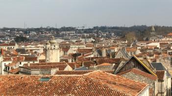 Terracotta rooftops