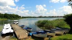 A view to Trakai town