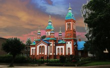 Bauska's Russian Orthadox Church