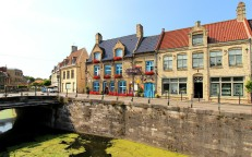 Bergues is known as 'the other Bruges in Flanders'
