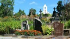 Cemetery on St John Hill