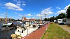 Emden Marina aire