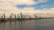 Klaipeda docks