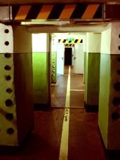 Long narrow corridors