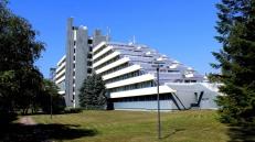 Soviet Hotel at Vaivari