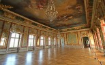 The Gold Hall was used as the Duke's throne room