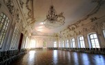 The White Hall was a ball-room
