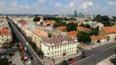 View of Vilnius new town