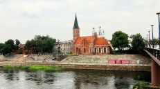 Vytautus Church view