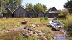Altja village houses