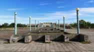 Derelict Soviet Olympic Hall