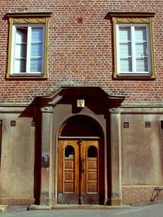 Doorway from 1922