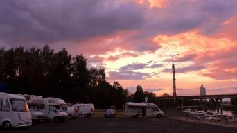 Tartu marina camp