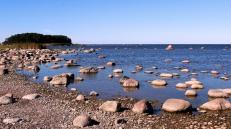 Kasmu Bay stone field