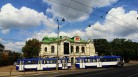 National Theatre and local tram