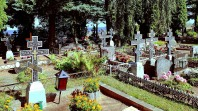 Old Believers cemetery