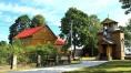 Omedu wooden church