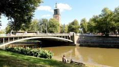 Turku's River Aura