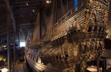 The 64-gun warship Vasa