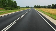 The smooth road into Estonia