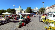 Turku Market Square today