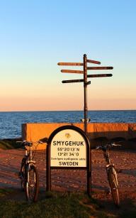 Smygehamn southern point
