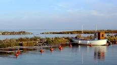 Boat in the bay