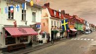 Gränna street view
