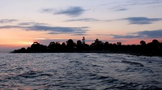 Last Swedish sunset