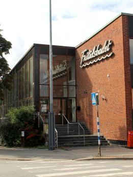 Location of BBC Wallander's office