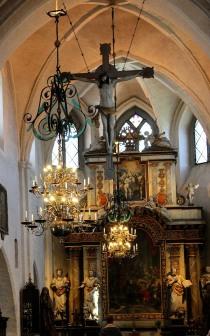 Saint Mary's interior