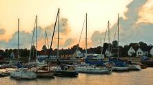 Skillinge harbour