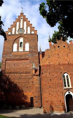 The church of St Nicolai