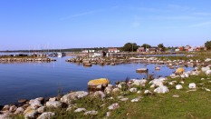 Tosteberga Hamn, in the Skane archipelago