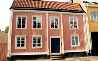 Typical Karlshamn house style