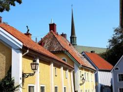 Vadstena street view