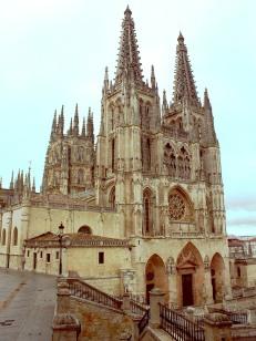 Cathedral's Puerta de Santa Maria entrance