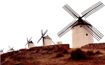 Don Quixote's giants