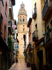 Haro Old Town street