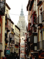 Miradores and view to Cathedral