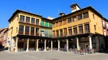 Tordesillas medieval square