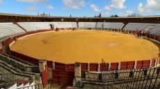 Baeza bull ring