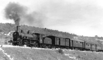 Tren del Aciete, 1933 (image from Crónica Global)