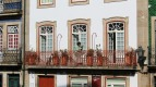 Balcony gardening in window boxes