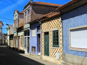 Barrio de Beira-Mar houses