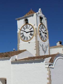 Santa Maria do Castelo clockface