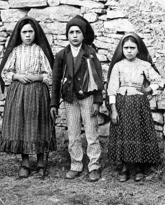 Three little shepherds