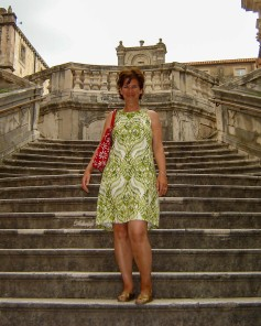 Baroque Jesuit Stairs