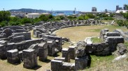 Roman city of Salona