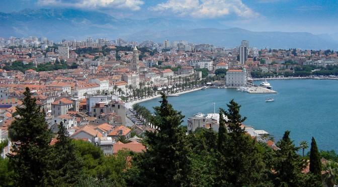 Split & the ancient Roman city of Salona